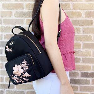 Gaby'sBags-NWT Kate Spade Backpack Floral
